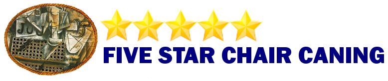 Five Star Chair Caning Logo